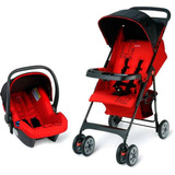 Travel System Chicago Word Red Infanti