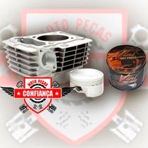 Kit Moto Honda Titan/fan/nxr 150 P/170cc C/pistão 4mm Vini