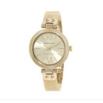 Relógio Feminino Anne Klein 109652 Chhn
