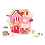 Mga Mini Lalaloopsy Cosa Dulce Playhouse Casa Con Carácter