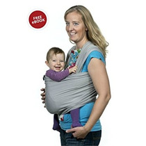 Best Baby Sling Carrier By Eliclaire - #1 Style Baby Wrap C