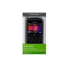 Blackberry Soft Shell Gel Case Para Blackberry Curve 9370/9