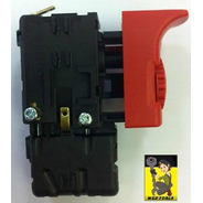 Interruptor Original Bosch Furadeira Gsb16re 1607200270