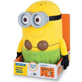 Mi Villano Favorito 3 Peluches Hablan Minion Originales 24cm
