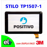 Tela Vidro Touch Tablet Positivo Stilo Tp1507-1 Envio Já