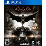 Batman Arkham Knight Ps4 1ro Game24hs