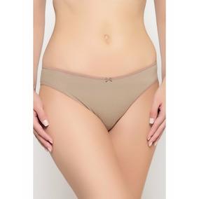 Bombachas Bikini Liso Tiro Corto - Art. 5601