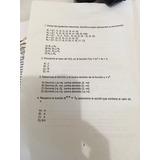 Examenes Reales Prepa Abierta Plan 22 Y 33