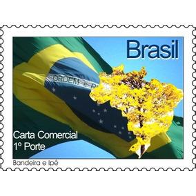 Selo Bandeira Do Brasil Zignauko