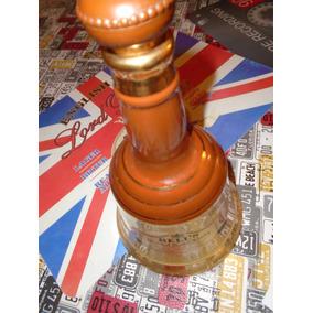 Botella Campana Whisky Bell·s Con Tapon Original Unica