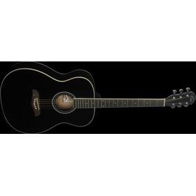 Oscar Schmidt Guitarra Acustica Negro Modelo Oa10