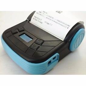 Mini Impressora Térmica De Bolso Windows 80mm Bluetooth