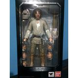 Luke Skywalker Episode Iv Sh Figuarts Bandai Starwars