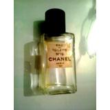 Frasco Vacio De Perfume No 19 Chanel Vintage