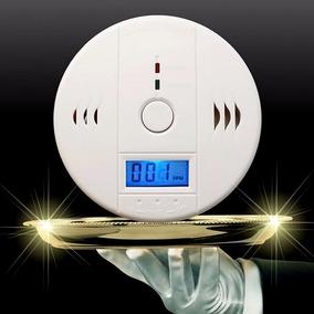Detector Alarme Incêndio Monóxido De Carbono Fumaça