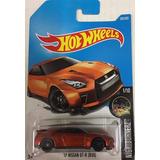 Hotwheels 17 Nissan Gtr R35 2017