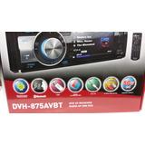 Radio Pioneer Dvh-875 Avbt 1 Din Dvd Bluetooth Pantalla 3.5
