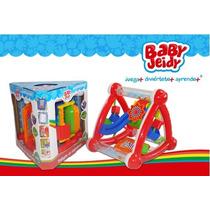 Juguete Triangulo De Actividades Bebes Didactico -baby Jeidy