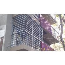 Rejas, Cerramientos Protecciones De Balcon En Caño