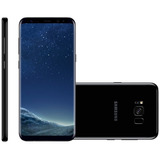 Samsung Galaxy S8 Plus S8+ Dual Chip Tela 6.2 64gb Câm 12m