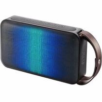 Caixa De Som Dinâmico/potente Pulse Bluetooth 50w Led Sp234