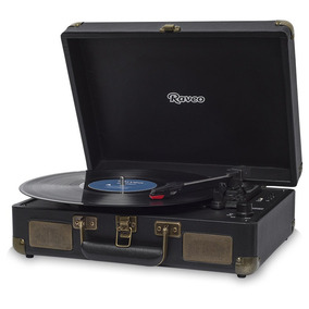Raveo Sonetto Vitrola Toca Discos Lps Usb Aux P2 E Bluetooth