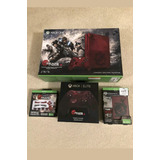 Xbox One S Edicion Gears Of War 4 Paquete Especial