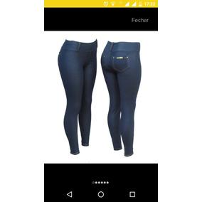 Calça Leggin Cotton Jeans Direto Da Fábrica Promoção.