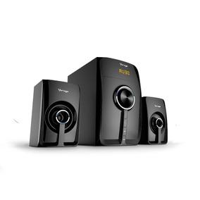 Teatro En Casa 2.1 Minicomponente Bluetooth Vorago Spb-300