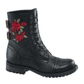 224cc697ac745 Botas Negras Dama Cortas Tacones Zapatos Botinetas - Botas Tierra ...