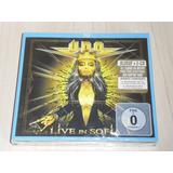 Box U.d.o. - Live In Sofia 2012 (blu-ray + 2 Cd