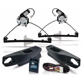Kit De Vidro Eletrico Fox 2004 2 Portas Sensorizado