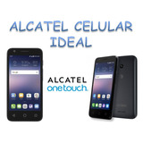 Celular Alcatel Ideal 4g Android 5.1