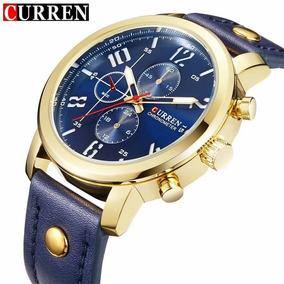 Reloj Curren Hombre De Moda Elegante Oferta