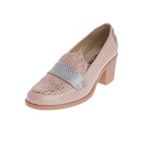 Zapatos Dama Tellenzi Rosa*plata