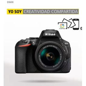 Nikon D5600 Kit 18-55 Vrii New Garantía Mejor Precio Envíos