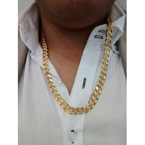 f8b1c94267a9 Cadena Plata Hombre Cubana Sin Piedras - Collares y Cadenas Oro en ...