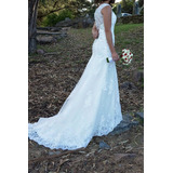 Vestido De Novia Espectacular!!! Imperdible