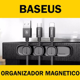 Baseus Organizador Magnético De Cables Usb