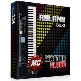 Ritmos Roland Bk9 Bk7 Bk5 Bk3 E80 G70