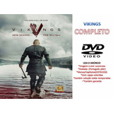 Vikings Coleção Completa Todas Temporadas