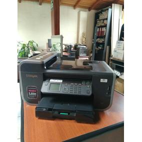 Impresora Copiadora Fax Scanner Lexmark Pro 709