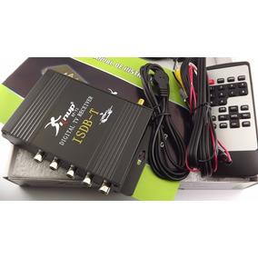 Receptor Conversor Tv Digital Carro Automotivo Veicular