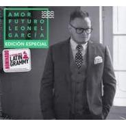 Leon Garcia Especial Amor Futuro [cd]