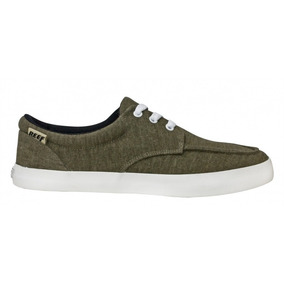 Tênis Reef Deckhand 2 Taupe