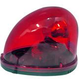 Torreta Roja Giratoria 12v