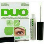 Pegamento Pestaña Duo Brush-on Transparente Original P17