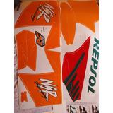 Gráficas Para Honda Nsr 150sp Repsol.