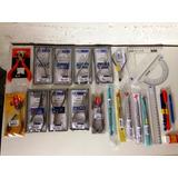 Kit Alicates Completo Material Para Estudo 12x S/j Cod.216