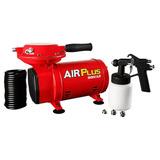 Compressor Ar Direto Air Plus Schulz Kit Pintura De Brinde
